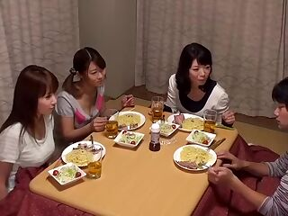 Kotatsu Is The Hangout Of The Sisters Why Do Not You Put In The Room